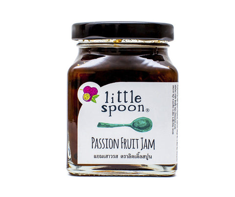 Passion Fruit Jam. 220g. (LS02)