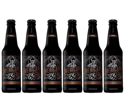 Stone Americano Stout. 355ml. Buy 5 Get 6 (1 FREE) + FREE beer snack! (BV036)