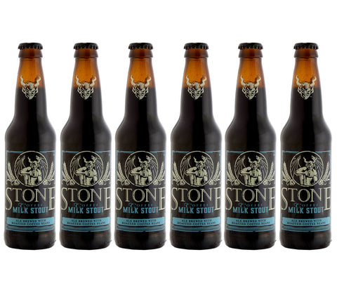 Stone Coffee Milk Stout. 355ml. Buy 5 Get 6 (1 FREE) + FREE beer snack! (SPB09)