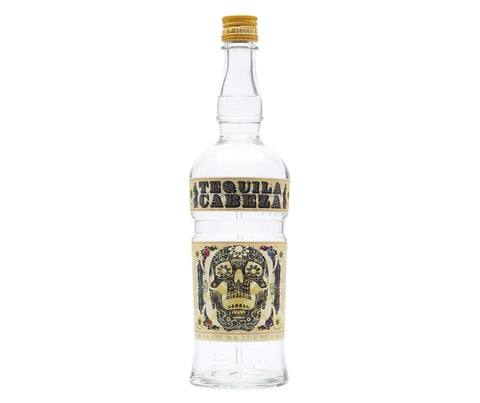 Tequila Cabeza. 750 ml. (BT02).