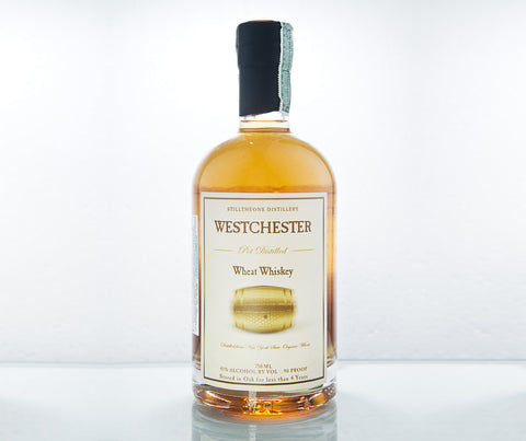 No. 3 Westchester Wheat Whiskey. 750 ml. (BT08).
