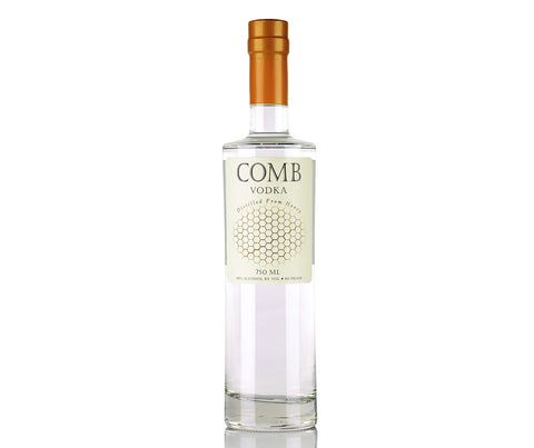 Comb Vodka. 750 ml. (BT10).