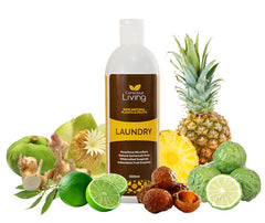 Conscious Living 100% Natural Laundry Detergent. 500ml. (CL05)