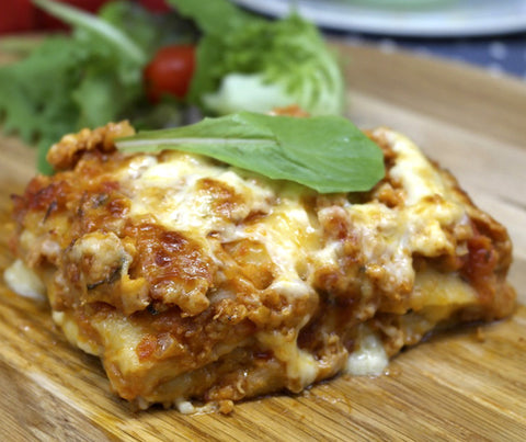 Chicken & Pork Lasagna. 900g. (ANG001)