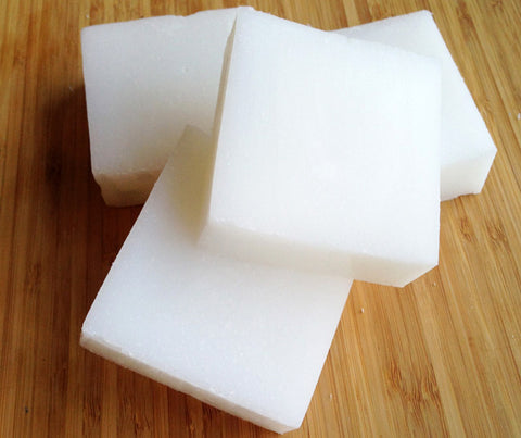 Theristes Pure Coconut Oil Soap. 100g. (RI07)