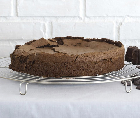 Flourless Chocolate Cake (whole cake). Gluten free