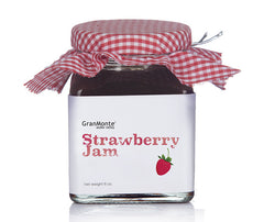 Strawberry Jam. 6oz. (GMT025)