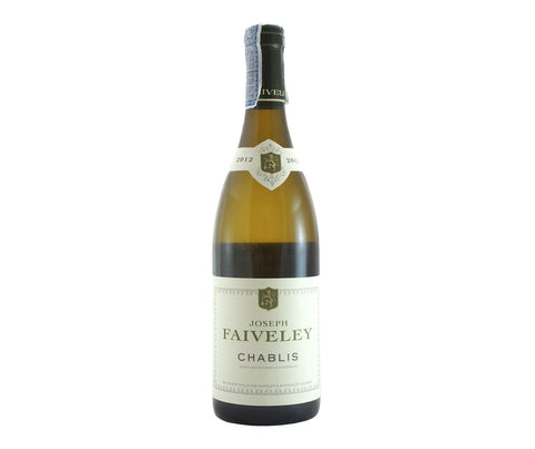 Chablis 2012 J.Faiveley. (WN005)