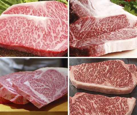 Japanese Wagyu Sampler. WHOLESALE PRICES! (WS2).