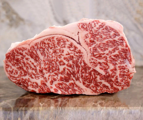 Japanese Kobe Wagyu A4 Ribeye. WHOLESALE PRICES! (JW015). LTD QTY