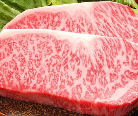 Japanese Kobe Wagyu A4 Striploin. WHOLESALE PRICES! (JW003). LTD QTY