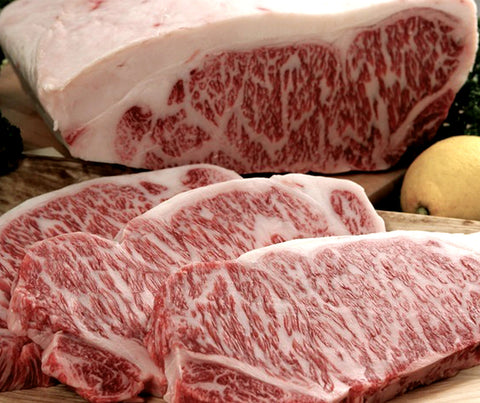 Japanese Olive Wagyu A5 Striploin. WHOLESALE PRICES! (JW006).