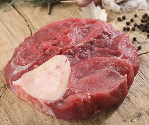 Australian Cross Cut Veal Shanks (2 pcs). 750g approx. (JW014).