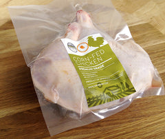 Naturally Raised Free Range Chicken Legs/Thighs. 500g. (SF03)