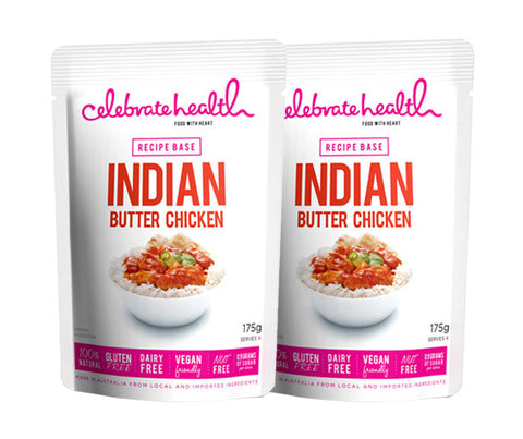 Indian Butter Chicken Recipe Base. 175g. Buy 1 Get 1 FREE! (SSL23s)