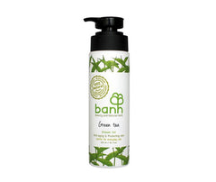banh Green Tea Shower Gel. Anti-Aging & Skin Protection. 250ml (ST09)