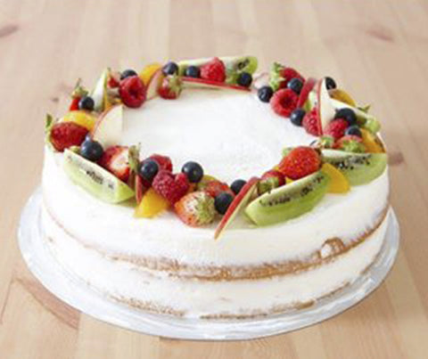 Summer Fresh Cake (whole tart). (YS063)