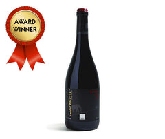 Award Winning 2014 Heritage Syrah. (GMT002)