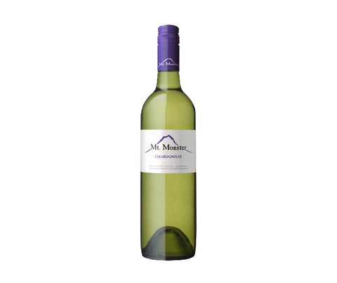 Mt. Monster - Chardonnay 2014. 750ml. (TR05)