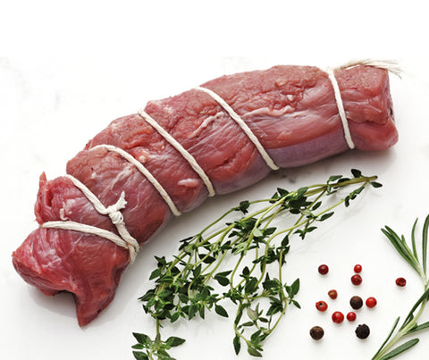 Tasmanian Grass Fed Angus Tenderloin Fillet (whole piece). Approx 2.0 - 2.6kg. (AB022)