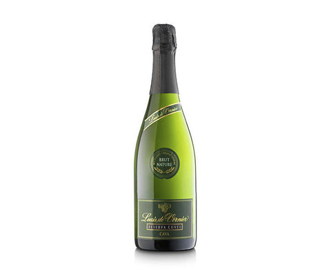 Cava Brut Nature. 750ml. (UVPA013)