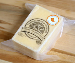 Vintage Cheddar Cheese. 200g. (HF001)