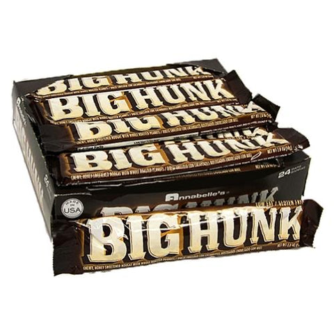 Big Hunk Chocolate Covered
