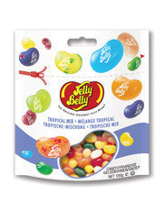 Jelly Belly Tropical Mix Grab-N-Go Bags - 80 Grams