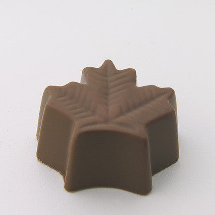 Maple Belgian Chocolate - 16 Piece Box