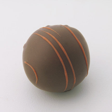 Orange Truffle - 8 Piece Box