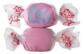 Cotton Candy Saltwater Taffy - 500 Grams