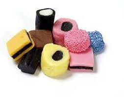 Bassetts Licorice Allsorts - 500 Grams