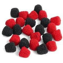 Blackberries Raspberries - 100 grams