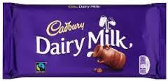 Cadbury Dairy Milk - 200 Gram Bar