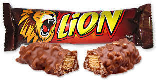 Nestle Lion Bar - 52 Grams