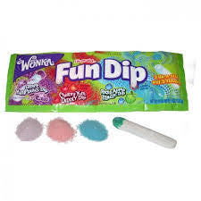 Fun Dip ( Lik-m-aid ) By Wonka - 43 Grams