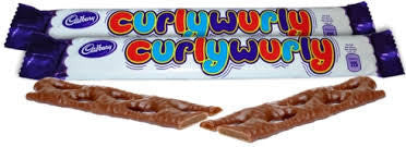 Cadbury Curlywurly - 26 Grams