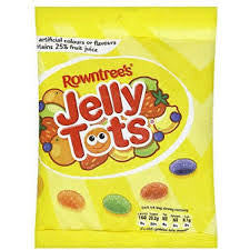 Jelly Tots By Rowntree
