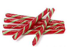 Stawberry Candy Sticks - 10 Pieces