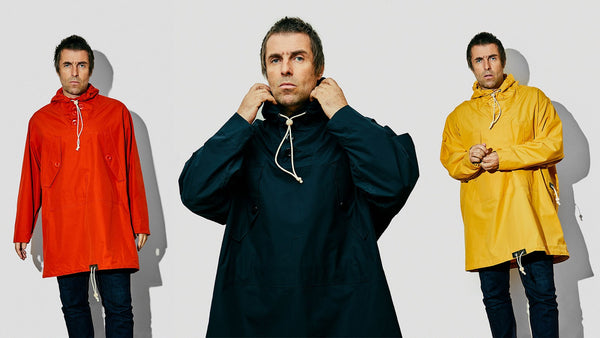 Liam Gallagher x Nigel Cabourn Long Smock