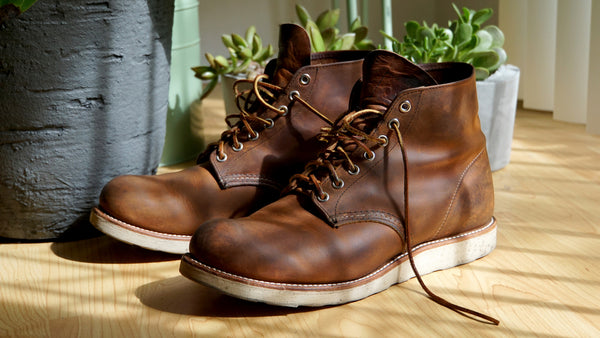 9111 Red Wing Boots