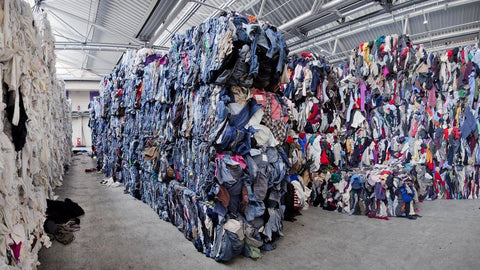 Fast Fashion Clothing Waste
