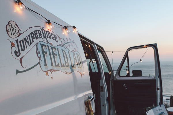 Juniper Ridge Field Van