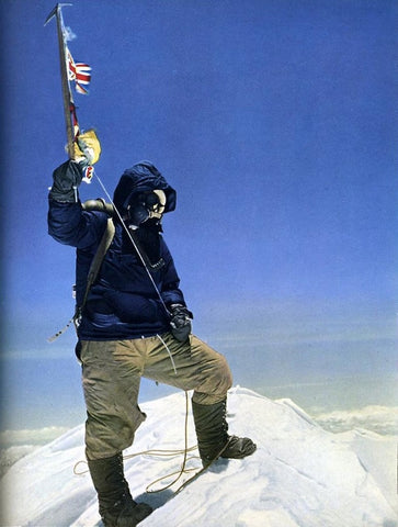 Edmund Hilary - Mount Everest