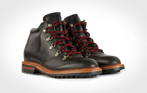 Oak Street Bootmakers Summit Boot - Black CXL