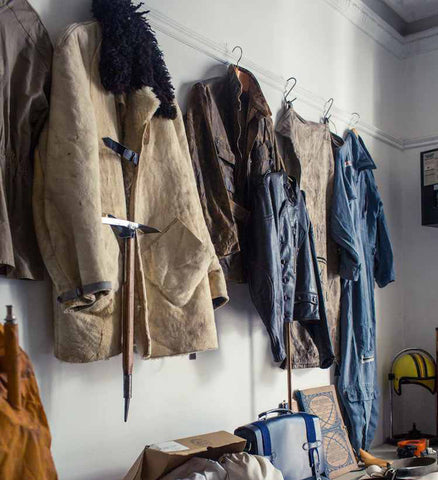 North Sea Clothing Studio - West London