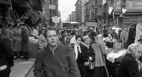 Paul Newman - Somebody Up There Likes Me - 1956