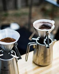SNOW PEAK FIELD BARISTA COFFEE DRIPPER