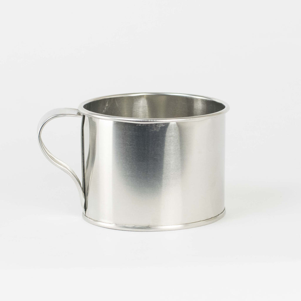JACOB BROMWELL TIN CUP