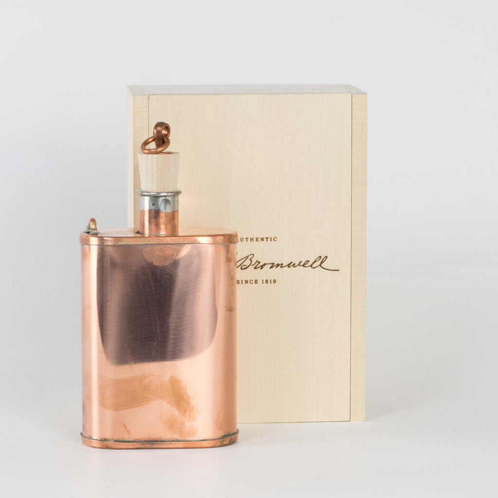 JACOB BROMWELL GREAT AMERICAN FLASK - HAND MADE